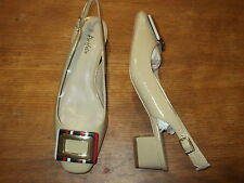 Marks and Spencer Women's 100% Leather Cuban Mid Heel (1.5-3 in.) Shoes