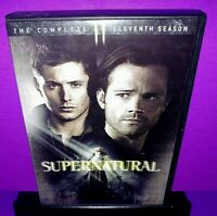 Supernatural: The Complete Eleventh Season (DVD, 2016, 6-Disc Set) Missing Disc
