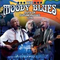 The Moody Blues - Days of Future Passed Live - New Vinyl 2LP