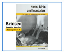 Nests, Birds and Incubators Book by Dr Charles Deeming