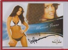 BENCH WARMER (2013) BUBBLE GUM MARISSA IVANA #66 AUTOGRAPH CARD - SEXY