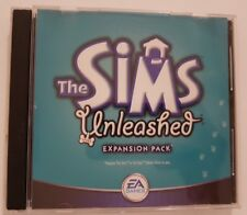 The Sims Unleashed Expansion Pack PC Game Desktop Computer Gaming EA Games