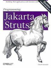Programming Jakarta Struts, 2nd Edition, Cavaness, Chuck, Good Condition, Book