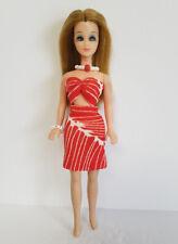 DAWN DOLL CLOTHES Tropical TOP, SKIRT & JEWELRY HM Fashion NO DOLL dolls4emma