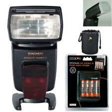 Yongnuo YN-568EX III Master TTL HSS Wireless Flash Speedlite for Nikon + battery