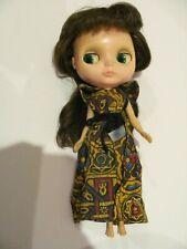 Vintage 1972 Kenner Blythe Doll Working Color Change Eyes Brown Hair