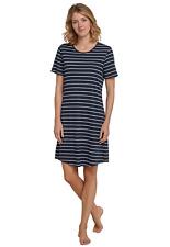 SCHIESSER Damen Nachthemd 90 cm Sleepshirt Halbarm 36 38 40 42 44 46 48 50 52 54