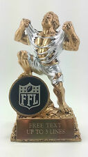Fantasy Football Ffl Monster Resin Trophy Hulk Award. Free engraving.