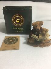 Boyds Bears & Friends Ted & Teddy Figurine Style 2223 1993