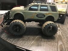 RC Crawler Body Shell Plastic 1/10 Scale Land Rover 4x4 Discovery LR3 New Bright