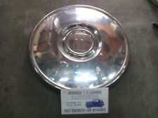 Fiat 124 600 600D Hub Cap Wheel Hub Chrome Roue 230 mm Diameter Used nice 1 Pcs