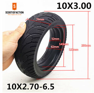 10*3 solid tyre
