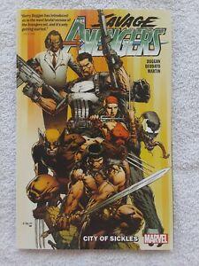 Savage Avengers vol. 1: City of Sickles (Marvel, 11/19) 9.2 NM-