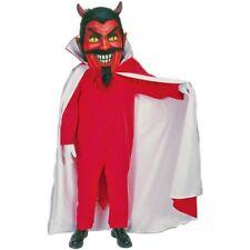 Red Devil Lucifer Professional Quality Mascot Costume Adult Size