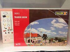 +++ Faller Traber-Show H0 140415