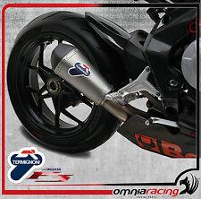 Termignoni MV10080TVT - MV Agusta F3 675 2013 13> Scarico Full Titanio 80dB