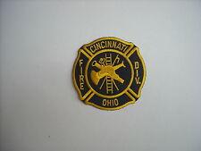 """""""New Condition""""  Cincinnati Ohio Firefighter Patch-"""
