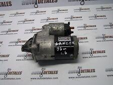 Mitsubishi Lancer 1,6 petrol starter motor MR994325 used 2006