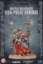 Adeptus Mechanicus Tech-Priest Dominus Games Workshop Warhammer 40.000 Skitarii