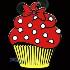 Disney Pin Character *Cupcake* Mini Collection - Minnie Mouse Cake!