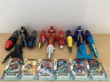 Power Rangers Megaforce Sky Land Sea Brothers Zord Vehicle Complete Megazord