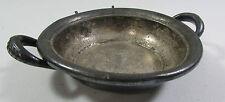 Homan Silverplate Co Quadruple Plate Small Bowl Ashtray Butter Dish
