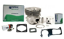 Meteor Big Bore cylinder piston kit 45mm for Husqvarna 353 351 350 346xp Nikasil