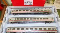 "ACME 55128 Set ""IC Norderney"" livrea ICE bianco fascia rossa, DB Bahn"