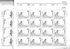 China 2003-25 110th Brith of Comrade Mao Zedong 4V Full S/S 毛澤東