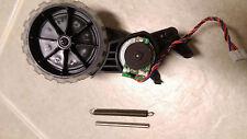 Neato Vacuum Xv Working Left wheel full ensemble with motor+ - like new parts