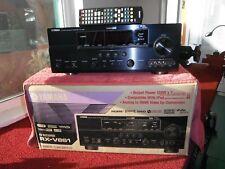 Yamaha RX V861 7.1 Channel 105 Watt Home Theater Receiver XM-Ready HD HDMI