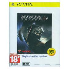 Ninja Gaiden Sigma 2 Plus PSV Vita 2014 HK Asia Chinese Japanese Factory Sealed