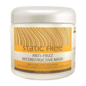 Natural look Static Free Anti-Frizz Reconstructive Mask 400ml