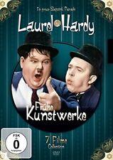 Laurel & Hardy -  Dick und Doof - Frühe Kunstwerke DVD NEU OVP