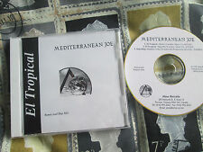 Mediterranean Joe El Tropical  CD Promo Single