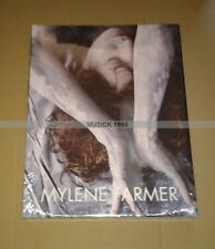 MYLENE FARMER  -  FRAGILE  -  LIVRE DE SYLVIE LANCRENON  1ERE Edition -  NEUF