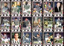 Juventus 1993 UEFA Cup Final winners football trading cards