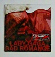 LADY GAGA : BAD ROMANCE (REMIX) ♦ mint sealed ♦ NEW FRENCH only CD Single ♦