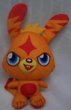 "Moshi Monsters ORANGE & RED KATSUMA 8"" Plush STUFFED ANIMAL Toy"