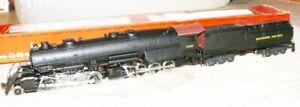 K26 Rivarossi  1265  US Dampflok  Mallet  2-8-8--0  Baltimore and Ohio