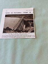 m5-1 ephemera 1943 ww2 picture tirso dam sardinia hit
