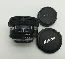 Nikon AF 20 mm f 2.8 Autofocus obiettivo