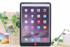 Colorful Soft Jelly Silicone TPU Gel Case Back Cover For Apple iPad Mini Air Pro