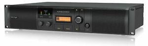 Behringer NX6000D 2-Kanal 6000W Endstufe Class-D DSP integrierte Frequenzweiche