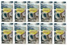 10x Dragon Shield Perfect Fit Inner Sleeves Clear brand new 100 ct packages