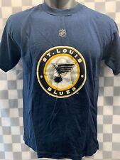 St Louis BLUES Hockey OSHIE #74 NHL Reebok Youth T-Shirt Size L
