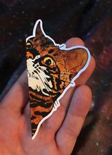 Bengal Cat Sticker - Decal, Wild