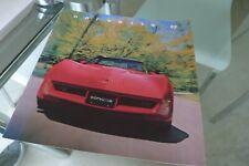 Corvette 82 - original Sales Publication