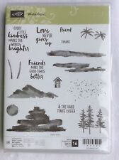 Stampin Up! Waterfront~NEW photopolymer stamp set
