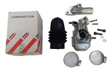 ukscooters LAMBRETTA 22MM JETEX CARB KIT 200-225cc INLET MANIFOLD AIR HOSE CLIPS